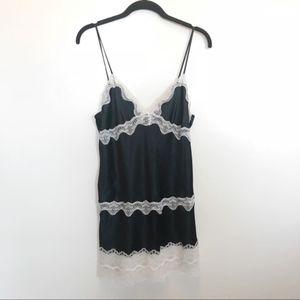 Victoria's Secret | Black Lace Nightie/Chemise